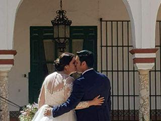 La boda de Marina  y José Manuel  1
