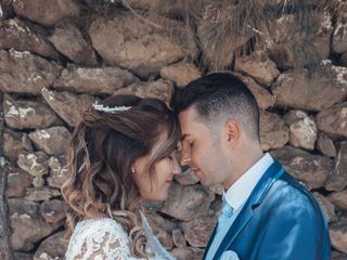 La boda de Victor y Miriam