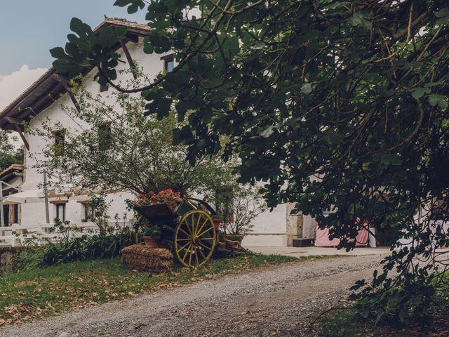 La boda de Aitor y Garazi en Markina-xemein, Vizcaya 9