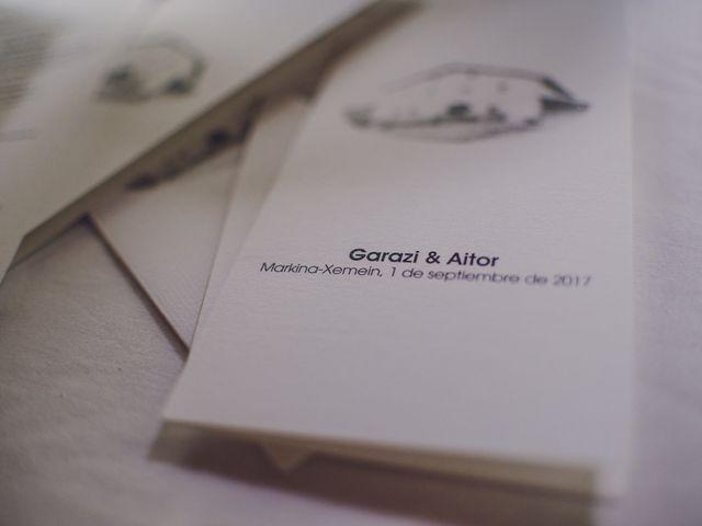 La boda de Aitor y Garazi en Markina-xemein, Vizcaya 38