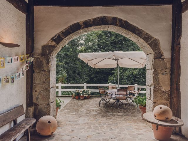 La boda de Aitor y Garazi en Markina-xemein, Vizcaya 44