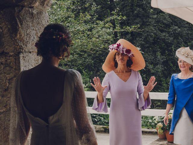 La boda de Aitor y Garazi en Markina-xemein, Vizcaya 50