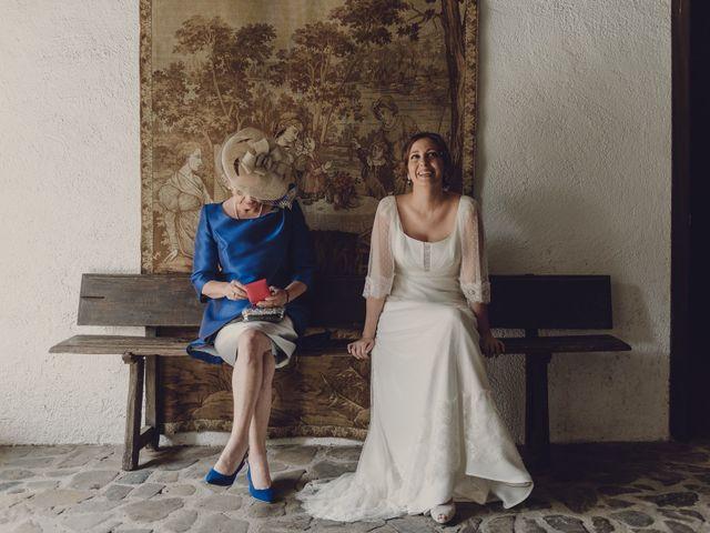 La boda de Aitor y Garazi en Markina-xemein, Vizcaya 57