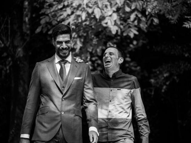La boda de Aitor y Garazi en Markina-xemein, Vizcaya 60