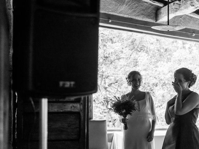 La boda de Aitor y Garazi en Markina-xemein, Vizcaya 63