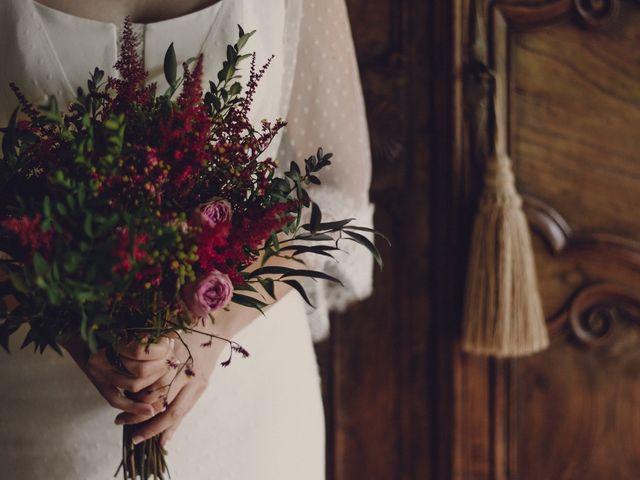 La boda de Aitor y Garazi en Markina-xemein, Vizcaya 65