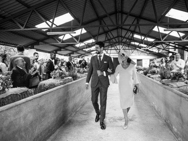 La boda de Aitor y Garazi en Markina-xemein, Vizcaya 72