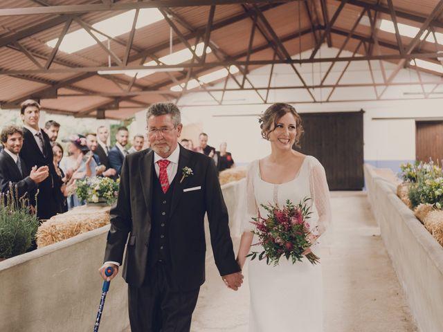 La boda de Aitor y Garazi en Markina-xemein, Vizcaya 73