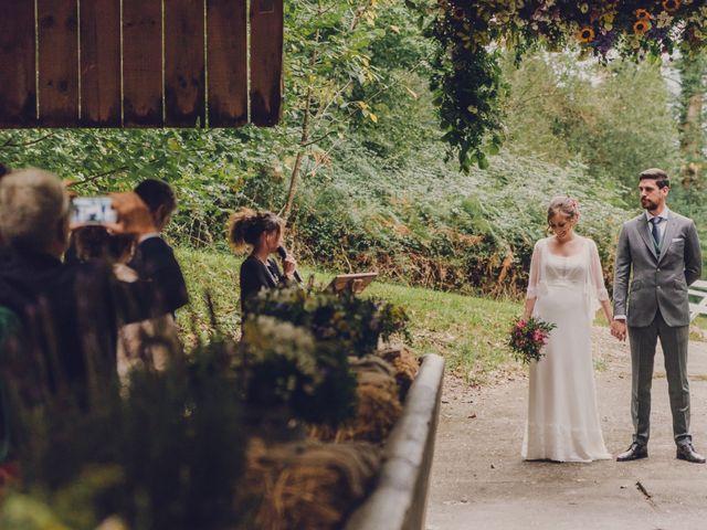 La boda de Aitor y Garazi en Markina-xemein, Vizcaya 76