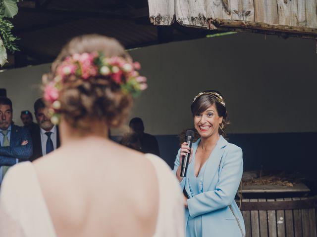 La boda de Aitor y Garazi en Markina-xemein, Vizcaya 78