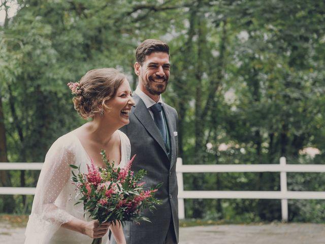 La boda de Aitor y Garazi en Markina-xemein, Vizcaya 79
