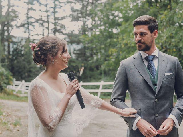 La boda de Aitor y Garazi en Markina-xemein, Vizcaya 81