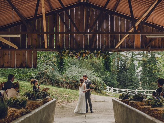La boda de Aitor y Garazi en Markina-xemein, Vizcaya 84