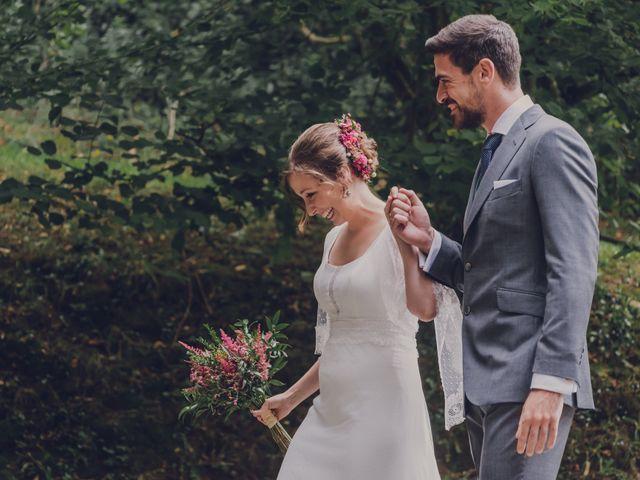 La boda de Aitor y Garazi en Markina-xemein, Vizcaya 85