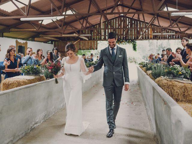 La boda de Aitor y Garazi en Markina-xemein, Vizcaya 86
