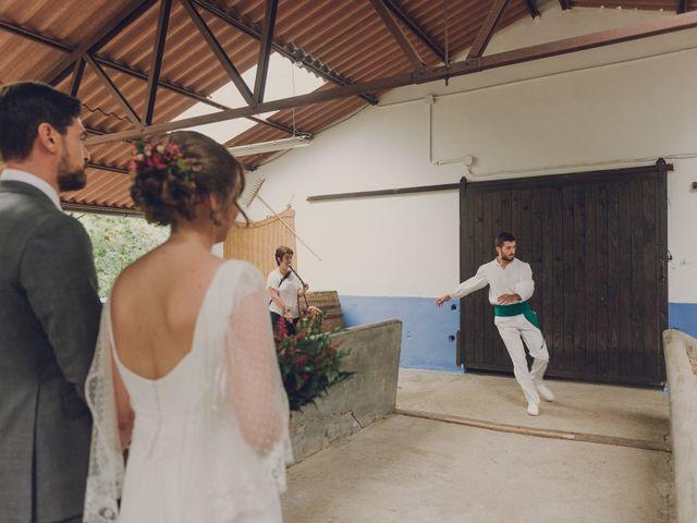 La boda de Aitor y Garazi en Markina-xemein, Vizcaya 87