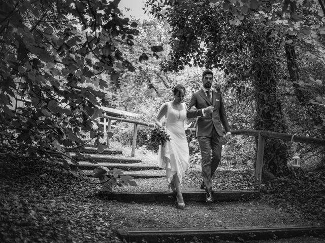 La boda de Aitor y Garazi en Markina-xemein, Vizcaya 90