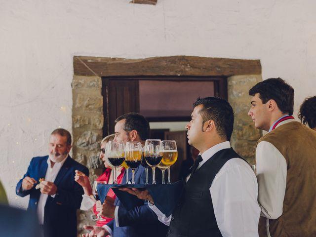 La boda de Aitor y Garazi en Markina-xemein, Vizcaya 105