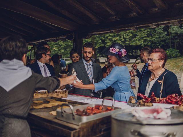 La boda de Aitor y Garazi en Markina-xemein, Vizcaya 109
