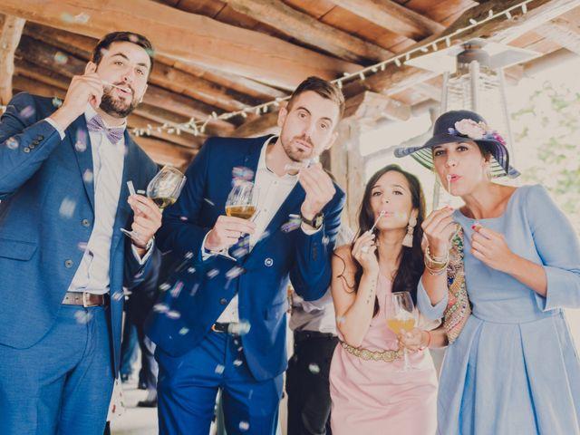 La boda de Aitor y Garazi en Markina-xemein, Vizcaya 110