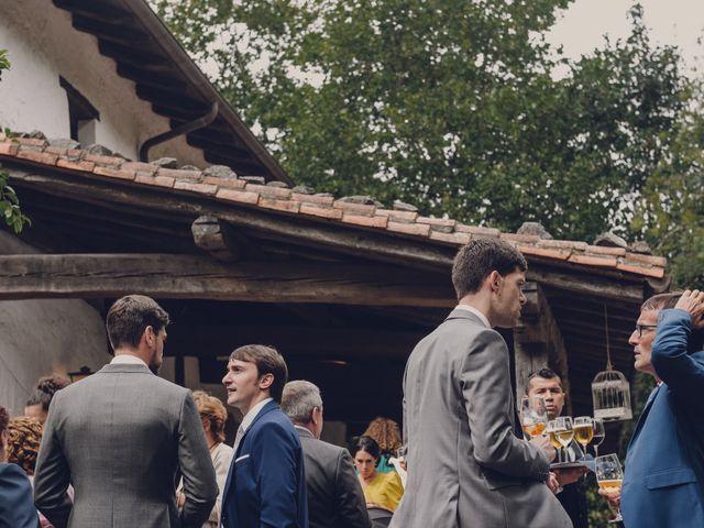 La boda de Aitor y Garazi en Markina-xemein, Vizcaya 111