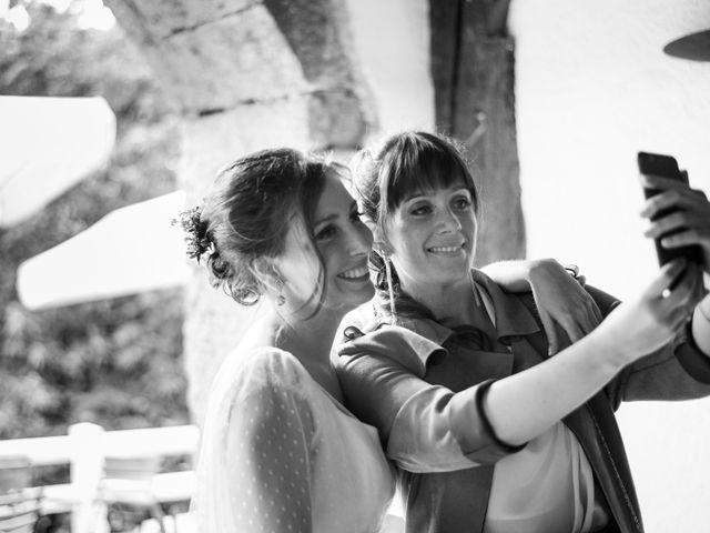 La boda de Aitor y Garazi en Markina-xemein, Vizcaya 114