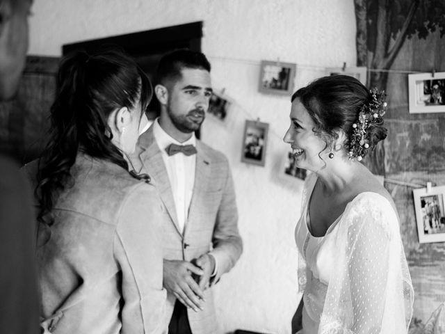 La boda de Aitor y Garazi en Markina-xemein, Vizcaya 116