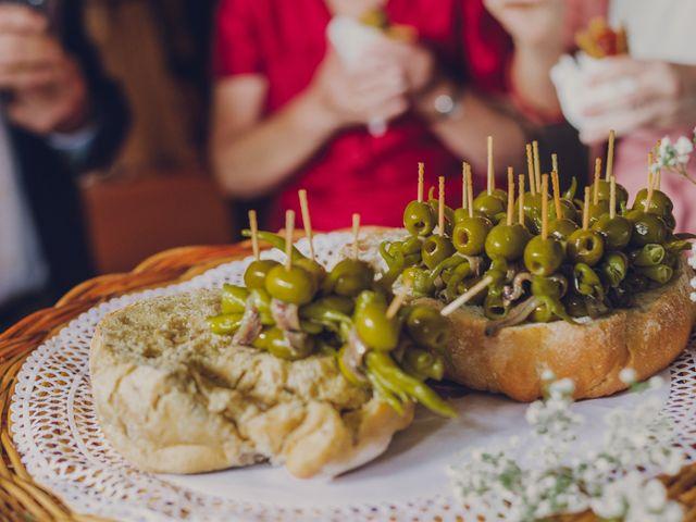 La boda de Aitor y Garazi en Markina-xemein, Vizcaya 119