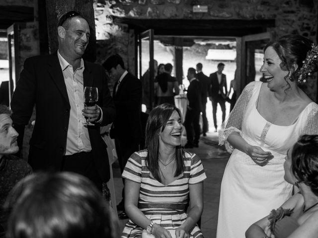 La boda de Aitor y Garazi en Markina-xemein, Vizcaya 130