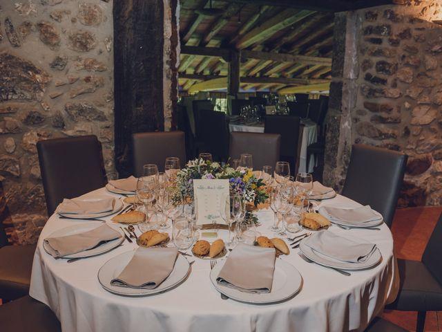 La boda de Aitor y Garazi en Markina-xemein, Vizcaya 131