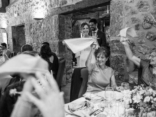 La boda de Aitor y Garazi en Markina-xemein, Vizcaya 133