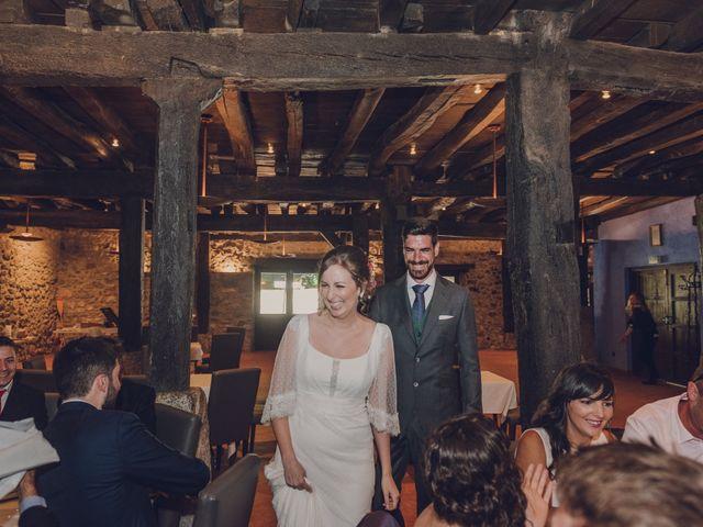 La boda de Aitor y Garazi en Markina-xemein, Vizcaya 134