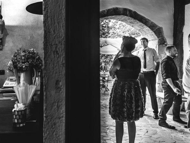 La boda de Aitor y Garazi en Markina-xemein, Vizcaya 137