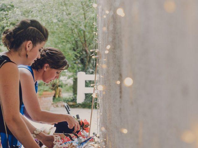 La boda de Aitor y Garazi en Markina-xemein, Vizcaya 138