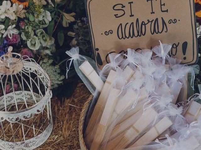 La boda de Aitor y Garazi en Markina-xemein, Vizcaya 140