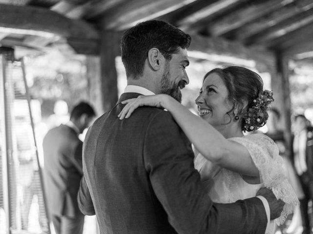 La boda de Aitor y Garazi en Markina-xemein, Vizcaya 149