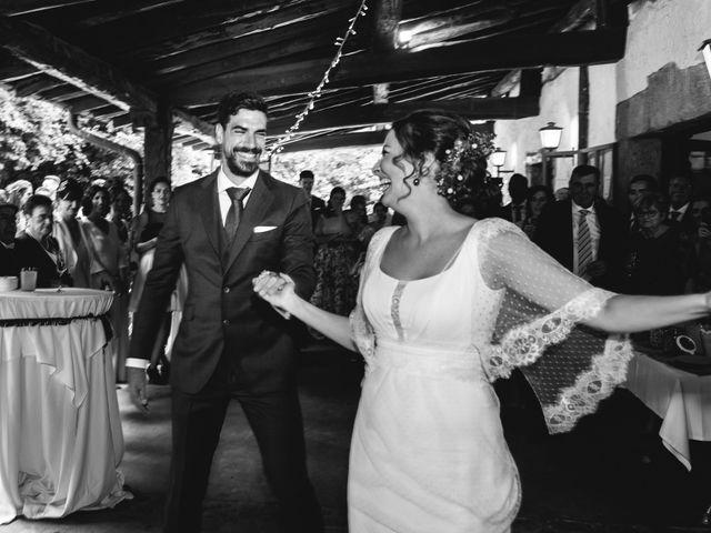La boda de Aitor y Garazi en Markina-xemein, Vizcaya 150