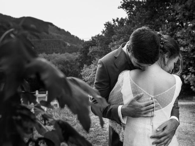 La boda de Aitor y Garazi en Markina-xemein, Vizcaya 151
