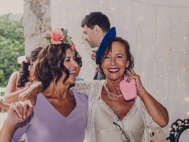 La boda de Aitor y Garazi en Markina-xemein, Vizcaya 156