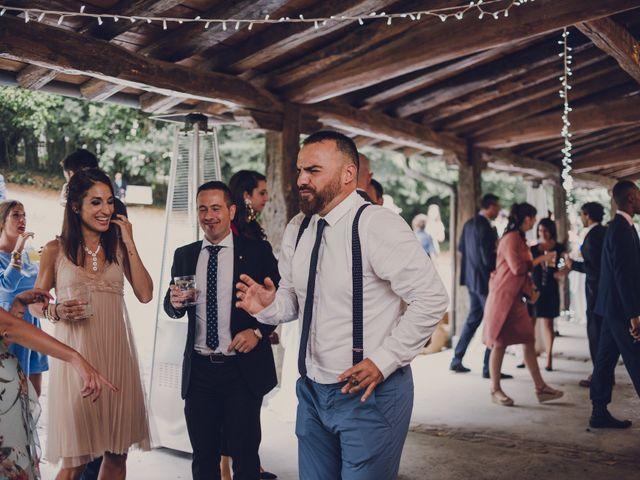 La boda de Aitor y Garazi en Markina-xemein, Vizcaya 158