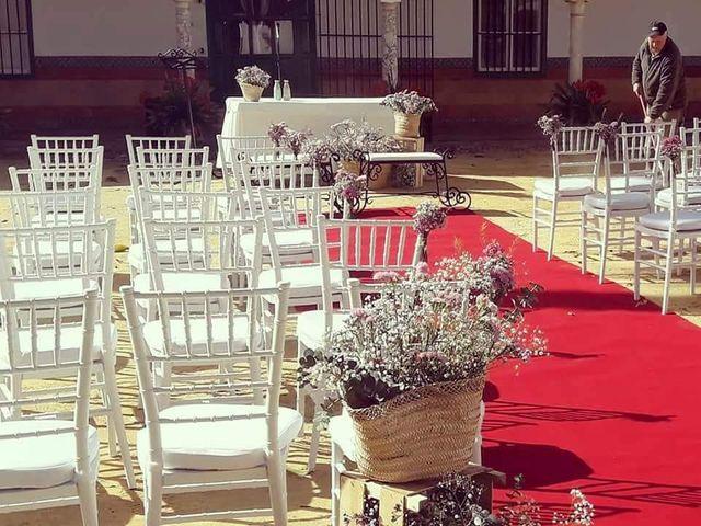 La boda de José Manuel  y Marina  en Bollullos De La Mitacion, Sevilla 3