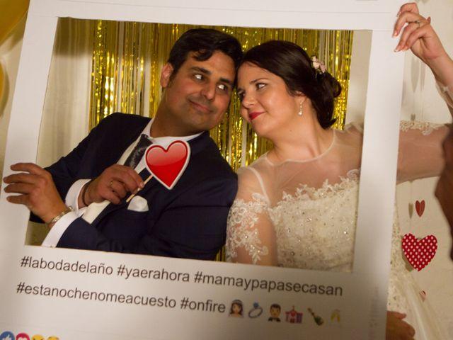 La boda de Marina  y José Manuel