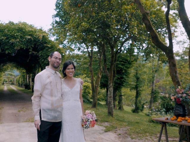 La boda de Monica y Bengt