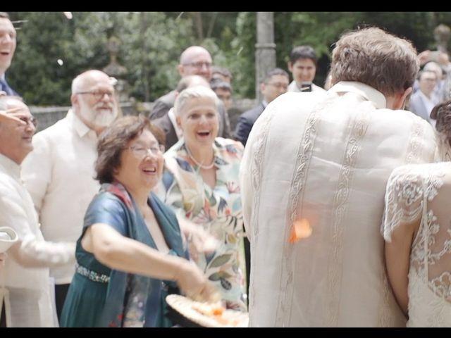 La boda de Bengt y Monica en Santiago De Compostela, A Coruña 16