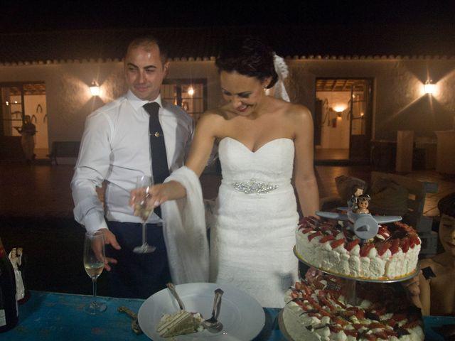 La boda de Diego y Natalia en San Jose Del Valle, Cádiz 6