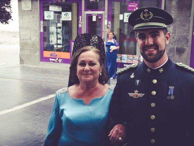 La boda de Juan y Carmen en La Manga Del Mar Menor, Murcia 6