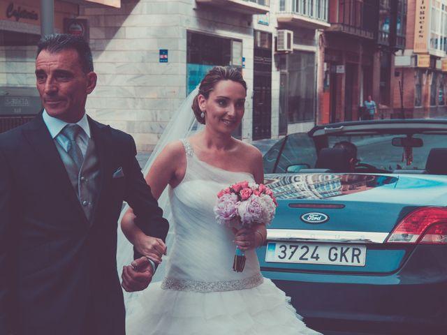 La boda de Juan y Carmen en La Manga Del Mar Menor, Murcia 7