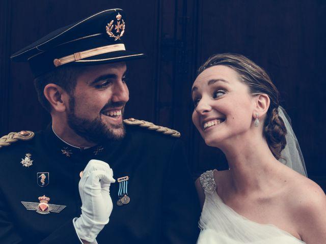 La boda de Juan y Carmen en La Manga Del Mar Menor, Murcia 2