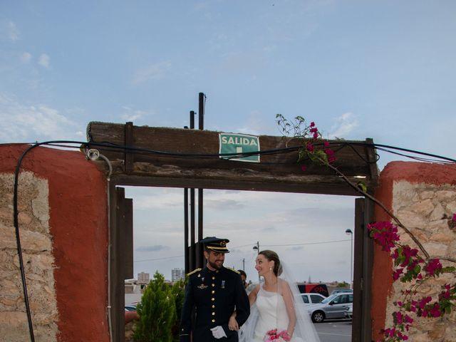La boda de Juan y Carmen en La Manga Del Mar Menor, Murcia 11