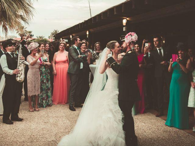 La boda de Juan y Carmen en La Manga Del Mar Menor, Murcia 13